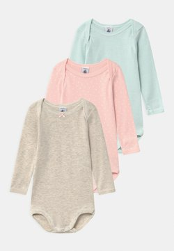 Petit Bateau - 3 PACK - Body - multi-coloured