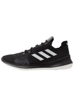 adidas Performance - SENSEBOUNCE ACE  - Laufschuh Neutral - core black/footwear white/grey six