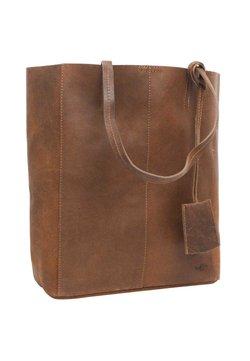 Gusti Leder - Shopping Bag - brown