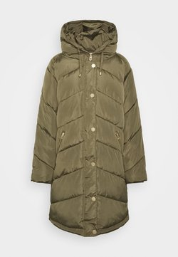 Kaffe Curve - Winter coat - khaki