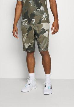 adidas Performance - CAMO SHORT - Pantalón corto de deporte - grefea