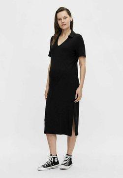 MAMALICIOUS - Vestido de punto - black