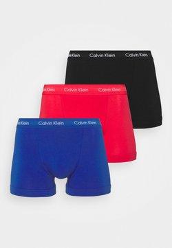 Calvin Klein Underwear - TRUNK 3 PACK - Bokserit - pink