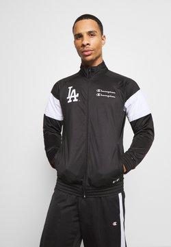 Champion - MLB LA DODGERS TRACKSUITS - Trainingsanzug - black