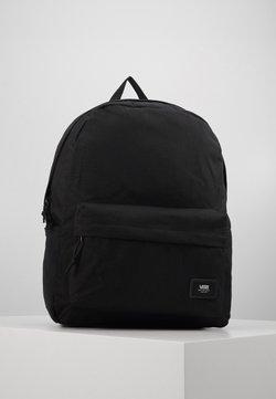 Vans - OLD SKOOL PLUS II BACKPACK - Reppu - black