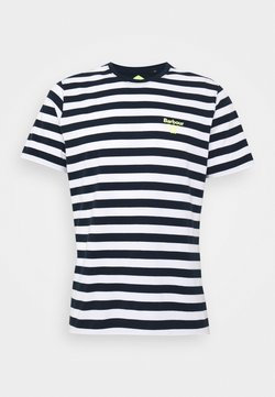 Barbour Beacon - BOW STRIPE TEE - T-shirt print - new navy