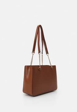 DKNY - POLLY TOTE SUTTON - Handbag - caramel
