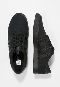 adidas Originals - SEELEY - Skateschuh - cblack