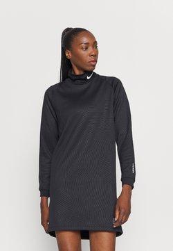 Nike Performance - FC DRESS - Robe de sport - black/white