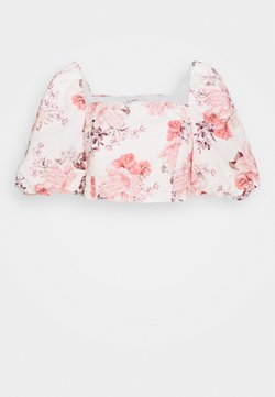 Forever New - ELENA PUFF SLEEVE - Bluser - peach blossom floral