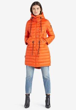 khujo - SOLEILA - Wintermantel - orange