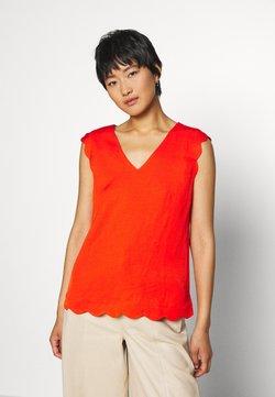 Esprit Collection - Blusa - red orange