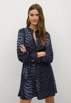 Mango - BASIC - Korte jurk - bleu