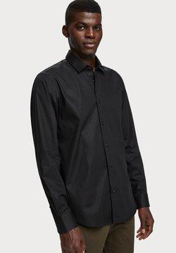 Scotch & Soda - SLIM FIT - Businesshemd - black