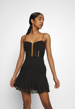 Thurley - CRUSADER DRESS - Cocktail dress / Party dress - black