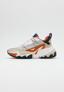 Michael Kors - NICK - Sneakers laag - tangerine