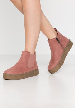 Marco Tozzi - Ankle Boot - old rose