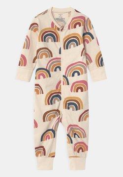 Lindex - RAINBOW UNISEX - Pyjama - beige