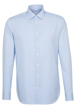 Seidensticker - SLIM FIT - Hemd - light blue