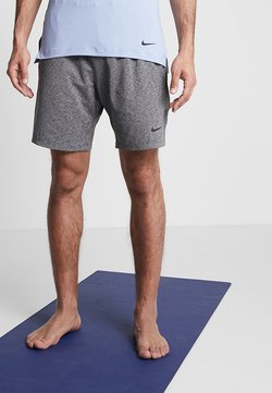 Nike Performance - DRY SHORT - kurze Sporthose - black/heather