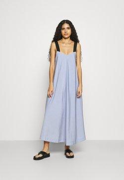 Samsøe Samsøe - DIANA DRESS - Freizeitkleid - mini blue