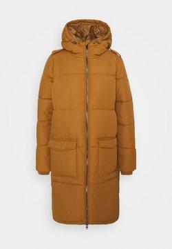 Object - OBJZHANNA LONG JACKET  - Płaszcz zimowy - camel