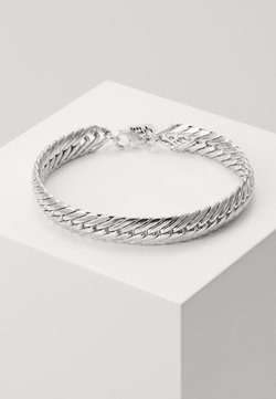 Wild For The Weekend - FRANKLIN BRACELET - Armband - silver-coloured