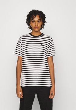 Carhartt WIP - ROBIE - T-Shirt print - wax/black