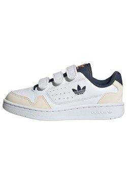 adidas Originals - Matalavartiset tennarit - white