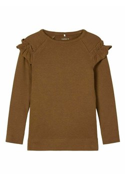 Name it - Longsleeve - coffee liqueúr
