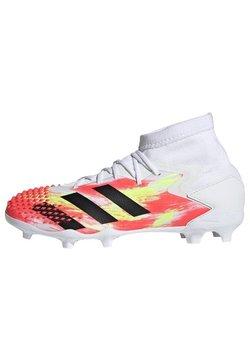 adidas Performance - PREDATOR MUTATOR 20.1 FIRM GROUND BOOTS - Fußballschuh Nocken - white