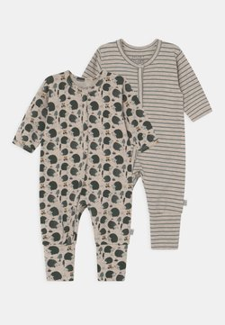 Hust & Claire - IDUN 2 PACK - Pyjama - aqua flow