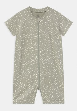 Lindex - RABBIT AT BACK UNISEX - Pyjama - dusty green