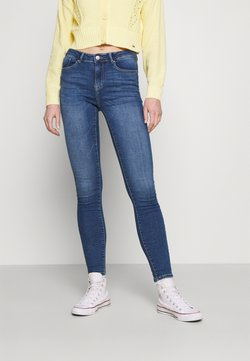 ONLY - ONLPAOLA LIFE - Jeans Skinny Fit - medium blue denim
