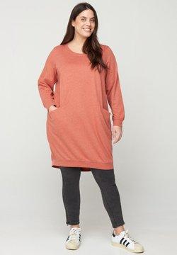 Zizzi - Vestido ligero - orange