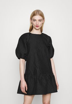 Fashion Union - CROCUS DRESS - Juhlamekko - black