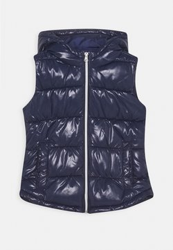 Benetton - BASIC GIRL - Smanicato - dark blue