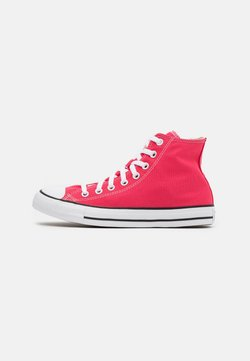Converse - CHUCK TAYLOR ALL STAR HI - Sneakersy wysokie - carmine pink