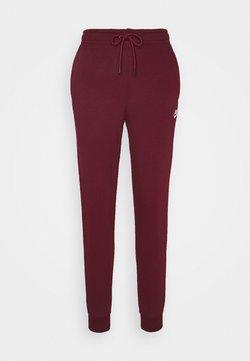 Nike Sportswear - Spodnie treningowe - dark beetroot