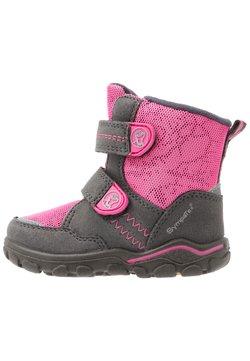 Lurchi - KEKO-SYMPATEX - Baby shoes - steel rose