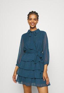 U Collection by Forever Unique - Skjortklänning - light blue