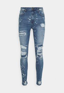 Nominal - DESTROY  - Jeans Slim Fit - blue