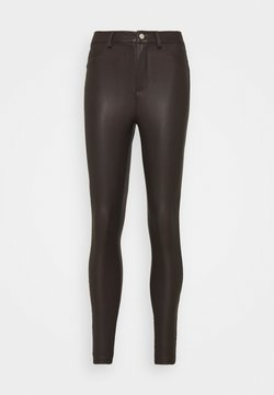 Forever New - PENELOPE PANT - Broek - chocolate