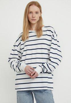 Finn Flare - Langarmshirt - white
