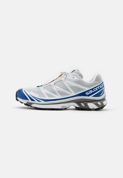 Salomon - SHOES XT-6 ADV UNISEX - Sneaker low - pearl blue/white/surf web