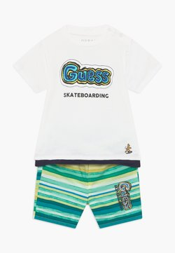 Guess - SET - Shorts - blanc pur