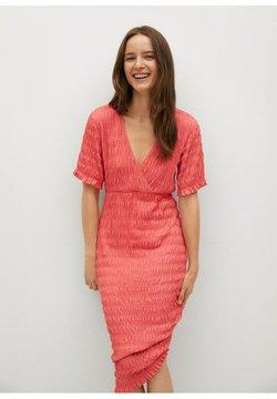Mango - SPRING-H - Vapaa-ajan mekko - pink