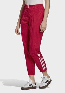 adidas Originals - PAOLINA RUSSO - Jogginghose - scarlet