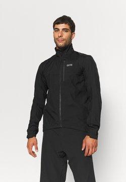 Gore Wear - GORE® WEAR SPIRIT JACKET MENS - Trainingsvest - black