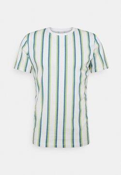 Jack & Jones - JORHURRY TEE CREW NECK - T-Shirt print - cloud dancer